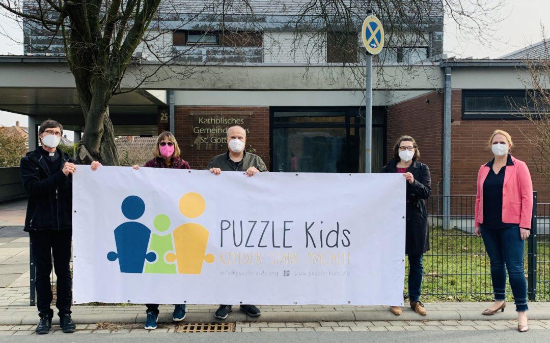 Sozialdezernentin Stephanie Becker-Bösch ist Schirmherrin von Puzzle Kids gGmbH